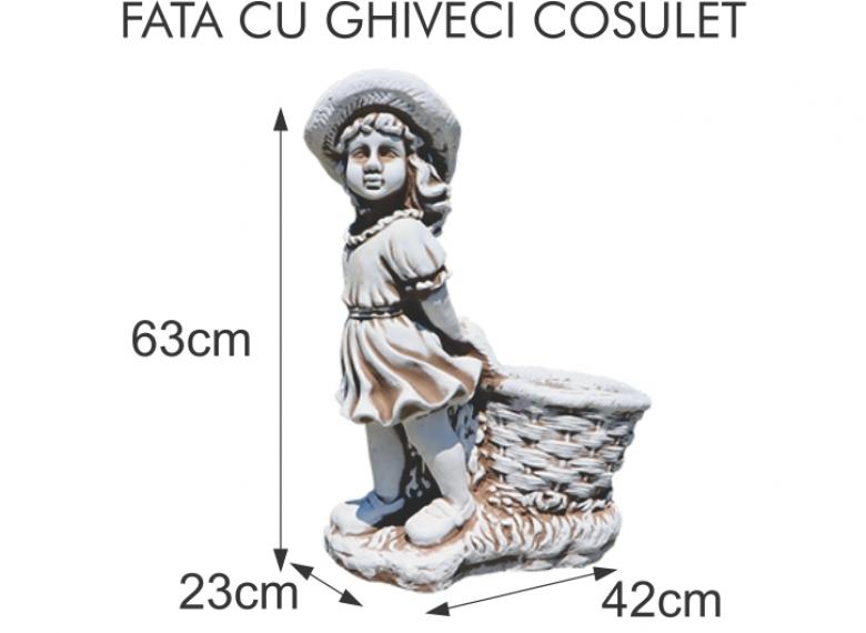 Fata Ghiveci Cosulet